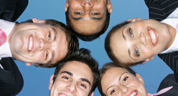 Five ways to improve employee engagement