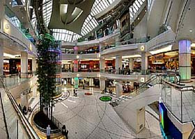Pensions, Private Buyers Head to the Malls