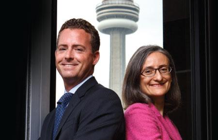 Bradley R. Hicks and Christine Girvan
