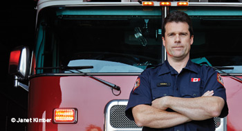 Case study: How Halifax Fire Service manages employee stress
