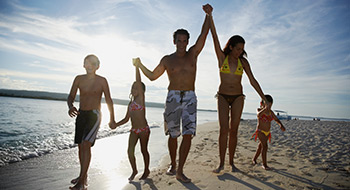 Vacation is good for employees' health