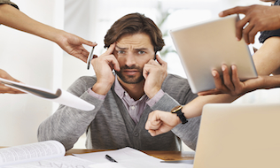 Employers, employees both play a role in battle against stress