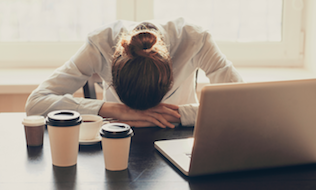 76% of Canadian employees work while tired: survey
