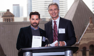 Rogers wins benefits communication award by practising what it preaches