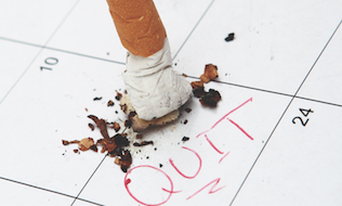 Staples Canada's $750 incentive to quit smoking