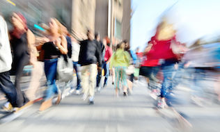 Why employers should promote workplace walking
