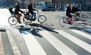 App allows employers to encourage cycling commutes