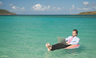 How can employers encourage employees to take vacation?