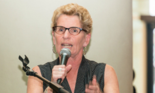 Ontario Liberals promise improved pension access, portability