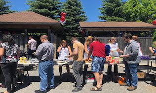 Kinaxis uses HR barbecue to boost staff awareness of services