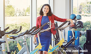 Citigroup's proactive approach to wellness includes onsite gym, trainer