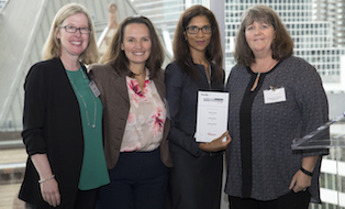 Staples Canada earns mental-health award for focus on early prevention