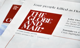 Strike looms at Globe and Mail over pensions, benefits, gender pay gap