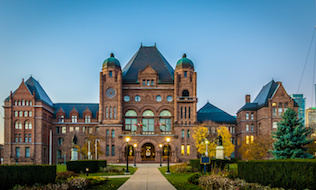 Pension and benefits highlights from Ontario's 2019 budget