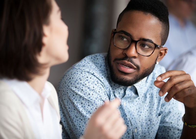 Addressing racism as an employer must begin with listening
