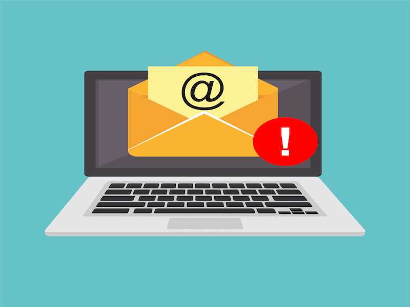 Police warn of email scam using benefits, compensation messaging