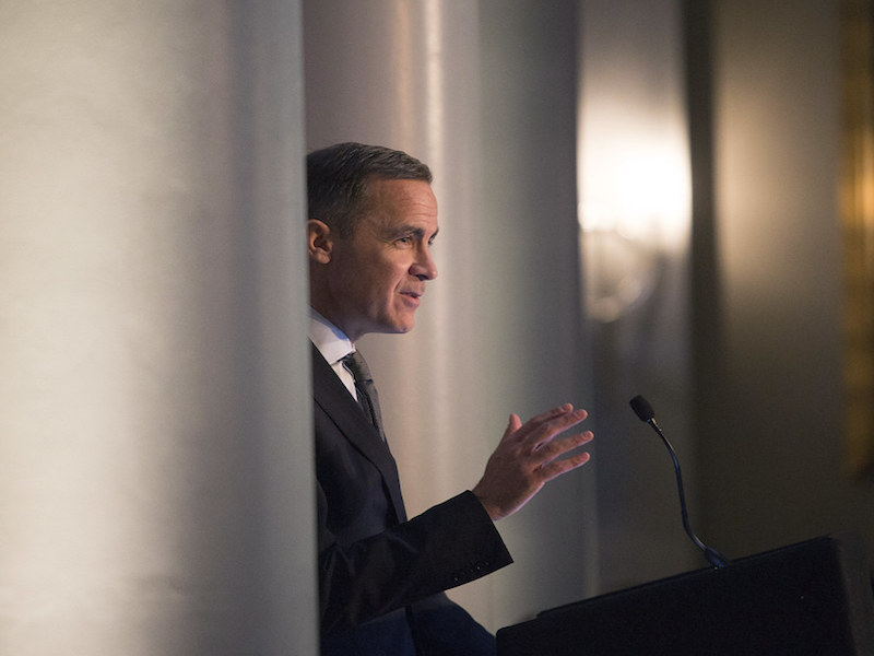Mark Carney to head ESG, impact investing at Brookfield