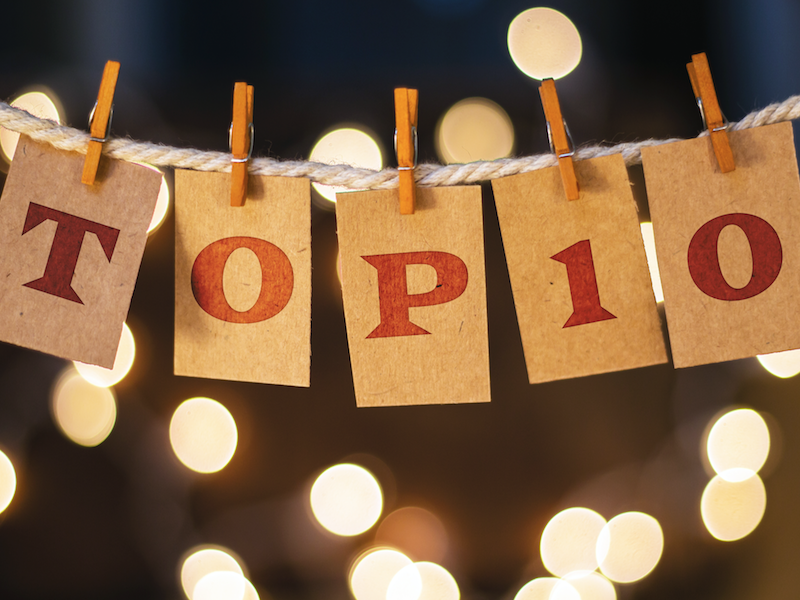Top 10 health and benefits stories of 2019