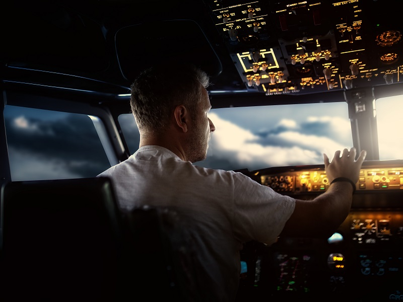 Caisse investing further in flight training company