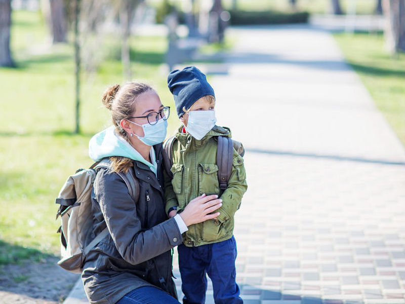 Women leaving workforce to care for kids during pandemic: report