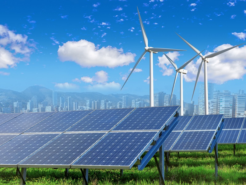Caisse investing in wind and solar projects, AIMCo in German real estate