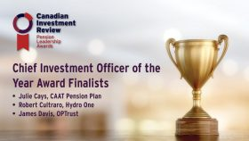 Learn more about the Chief Investment Officer of the Year Award finalists