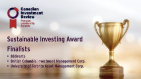 Learn more about the Sustainable Investing Award finalists