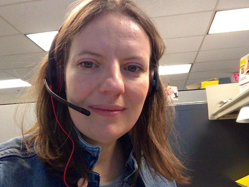 Q & A with Aramark Canada's Eva Tentere de Metz