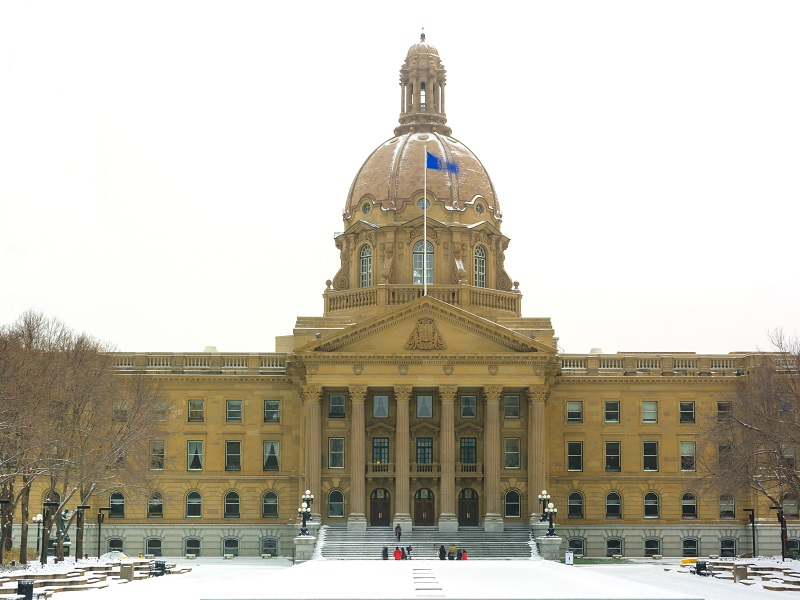 Alberta's public-sector pension plans reassuring members amid worry over ministerial order