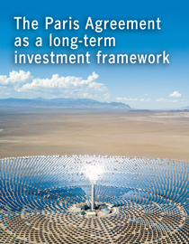 Read the Agreement as a long-term investment framework whitepaper